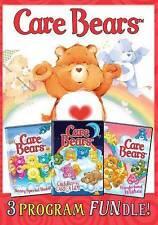 Care Bears: 3 Program Fundle (DVD, 2014, 3-Disc Set)
