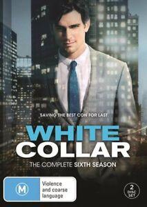 White Collar - Season 6 DVD