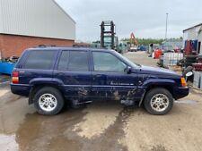Jeep Grand Cherokee Limited 1997 3960cc petrol  ONE WHEEL NUT **breaking full ca