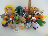 Fisher Price Alphabet, Zoo Carnival Little People Choose-Shipping Discount on 2+