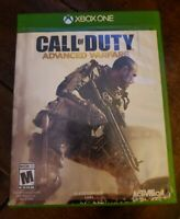 Xbox 1 Call of Duty Advanced Warfare