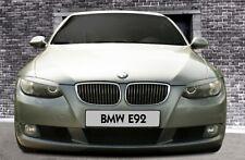 Scheinwerferblenden für BMW E92 E93 Scheinwerfer Böser Blick eyebrows Blenden