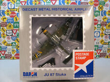 WWII GERMAN JU 87 STUKA DIVE BOMBER 1:110 SCALE DIECAST MODEL AIRPLANE