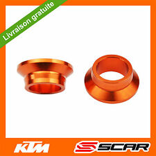 ENTRETOISES DE ROUE ARRIERE KTM SX SX-F XC XC-F SMR 125 150 250 350 450 14 2015