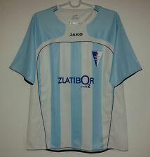 FC SPARTAK SUBOTICA SERBIA JERSEY SHIRT MATCH WORN