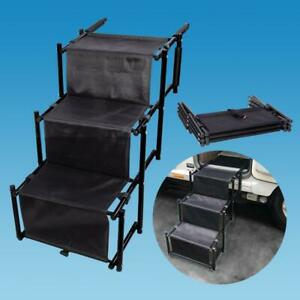 3 Tier Step Dog Animal Disability Car step Aid High Quality Suitable For 50KG