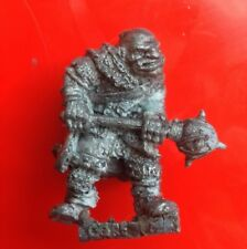 RRD12 Golfag's Regiment of Mercenary Ogres Trooper citadel gw vintage figure