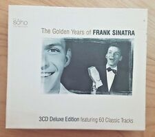3 CD deluxe edition GOLDEN YEARS OF FRANK SINATRA Music NEW BIRTHDAY GIFT