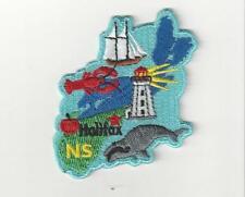 Province of Nova Scotia Canada Souvenir Patch