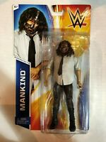 WWE WWF Superstar Mankind Figure Mattel 2014