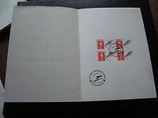 FRANCE -document 1er jour 22/12/1990 (albertville saut a ski) (cy48)french(A