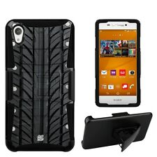 Beyond Cell Shell Case Armor Kombo For Sony Xperia Z3V Tire Tire
