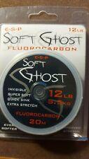 ESP SOFT GHOST FLUOROCARBON  12lb x 20m LINE