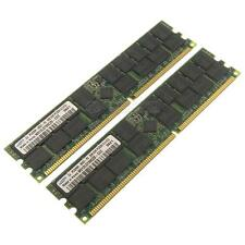 Samsung DDR-RAM 4GB-Kit 2x2GB PC3200R ECC CL3 - M312L5720CZ0-CCC