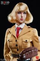 1/6 STAR MAN MS-003 Female Air Force Uniform Clothing Suit Fit 12'' Figure Toy