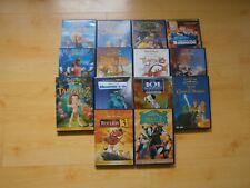 LOT DE 52 DVD ENFANTS DONT 14 WALT DYSNEY