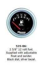 "SPECO 2 5/8"" PERFORMANCE FUEL LEVEL GAUGE AND SENDER P/N 535-06"