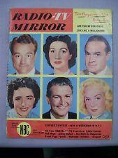 TV RADIO MIRROR NOVEMBER 1951 NBC 25TH ANNIVERSARY JUBILEE CONTEST FAVORITES