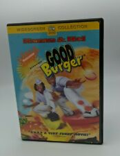 Good Burger•1997 Film (DVD, 2003) Out-of-Print•Kenan & Kel