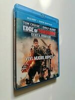 EDGE OF TOMORROW SENZA DOMANI BLURAY