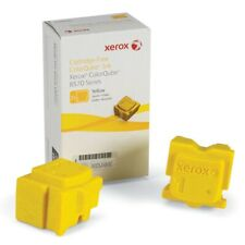 Xerox ColorQube 8570 Yellow Toner Cartridges - 2 Sticks