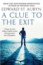A Clue to the Exit, New, St Aubyn, Edward Book
