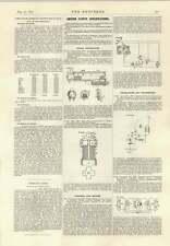 1914 Steam Generator J Meikle Glasgow N A Thompson Aeronautics Bognor