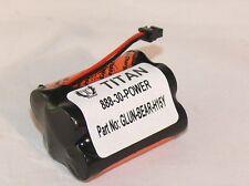 1500MAH 4.8V Battery fits Uniden Bearcat Sportcat BP120 BP180 Scanners