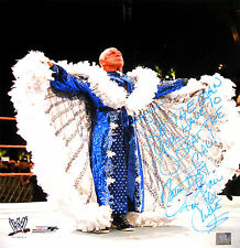 Wwe Ric Flair Hand Signed Autographed 16X20 Inscribed Photo With Picture Proof 1