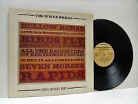 THE ICICLE WORKS seven singles deep (1st uk press) LP EX/EX, BEGA 71, vinyl,