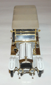 Franklin Mint 1911 Rolls-Royce Silver Ghost MINT. 464=myref