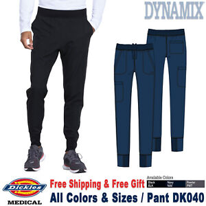 Dickies Scrub DYNAMIX Men's Four Pockets Natural Rise Jogger Pant DK040
