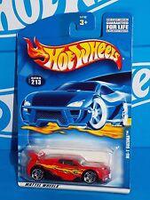 Hot Wheels 2001 Mainline #213 MS-T Suzuka Red w/ PR5s