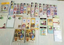 Mary Engelbreit *Huge Lot*Journal Dimensional Sticker Cards Stick Notes Pads*New
