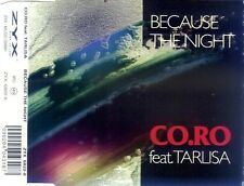 Co. RO. feat. Taleesa Because the night (1992, #zyx6822) [Maxi-CD]
