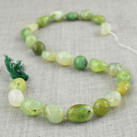 13 Inches Earth Mined Drilled Green Peridot Faceted Beads Strand Details about  /38.50 Cts