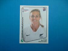 Figurine Panini Women's World Cup France 2019 n.384 Hannah Wilkinson New Zealand