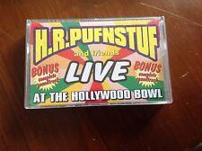 CASSETTE TAPE H.R. HR PUFNSTUF LIVE AND FRIENDS. COMPLETE SOUNDTRACK