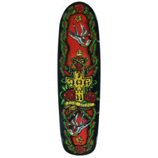 DOGTOWN - FOR LIFE CRUISER SKATEBOARD DECK 7.75 X 28.25 - MINI SKATE TATTOO ART