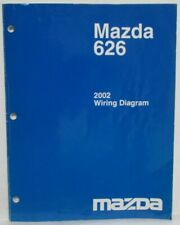 Service Repair Manuals For Mazda 626 For Sale Ebay