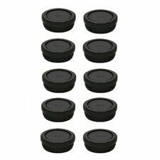 10pcs OM mount Camera Body + Rear Lens Cap for Olympus Camera OM1/2/4/10/20/30