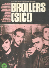 "BROILERS ""(Sic!)"" Deluxe Fanbox CD + DVD + Extras sealed RARE"