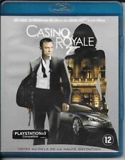 BLU RAY--JAMES BOND - CASINO ROYALE--GRAIG/CAMPBELL/GREEN