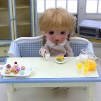 1/12 Dollhouse Toys Miniature Juice/milk jug for Miniature Kitchen Accessory HU