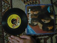 """45 rpm record by """"The Shocking Blue"""", """"Mighty Joe"""" and """"I'm a Woman"""""""