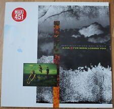 A-ha, i've been losing you, Maxi Vinyl