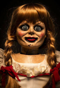 Annabelle trick or treat The Conjuring Réplica Muñeco 1/1  102 cm