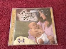 Mommy's Lullabies Sing To Your Baby SEALED NEW CD 04 Twin Sisters Growing Minds