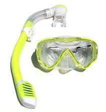 Children Diving Snorkeling Mask Set Dry Snorkel