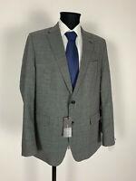 Rene Lezard Sakko Jacket Gr.54 100% Schurwolle Jackett NEU mit Etikett